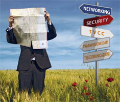 Per non perdere la bussola tra networking e security